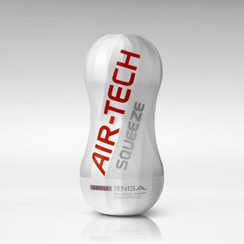 Мастурбатор TENGA Air-Tech Squeeze Gentle