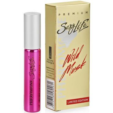 "духи ""sexy life wild musk"" № 10 killian good girt gone bad. женские, 10 мл"