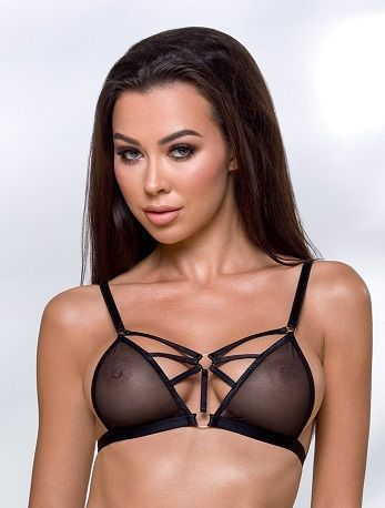 бюстгальтер meggy bra black