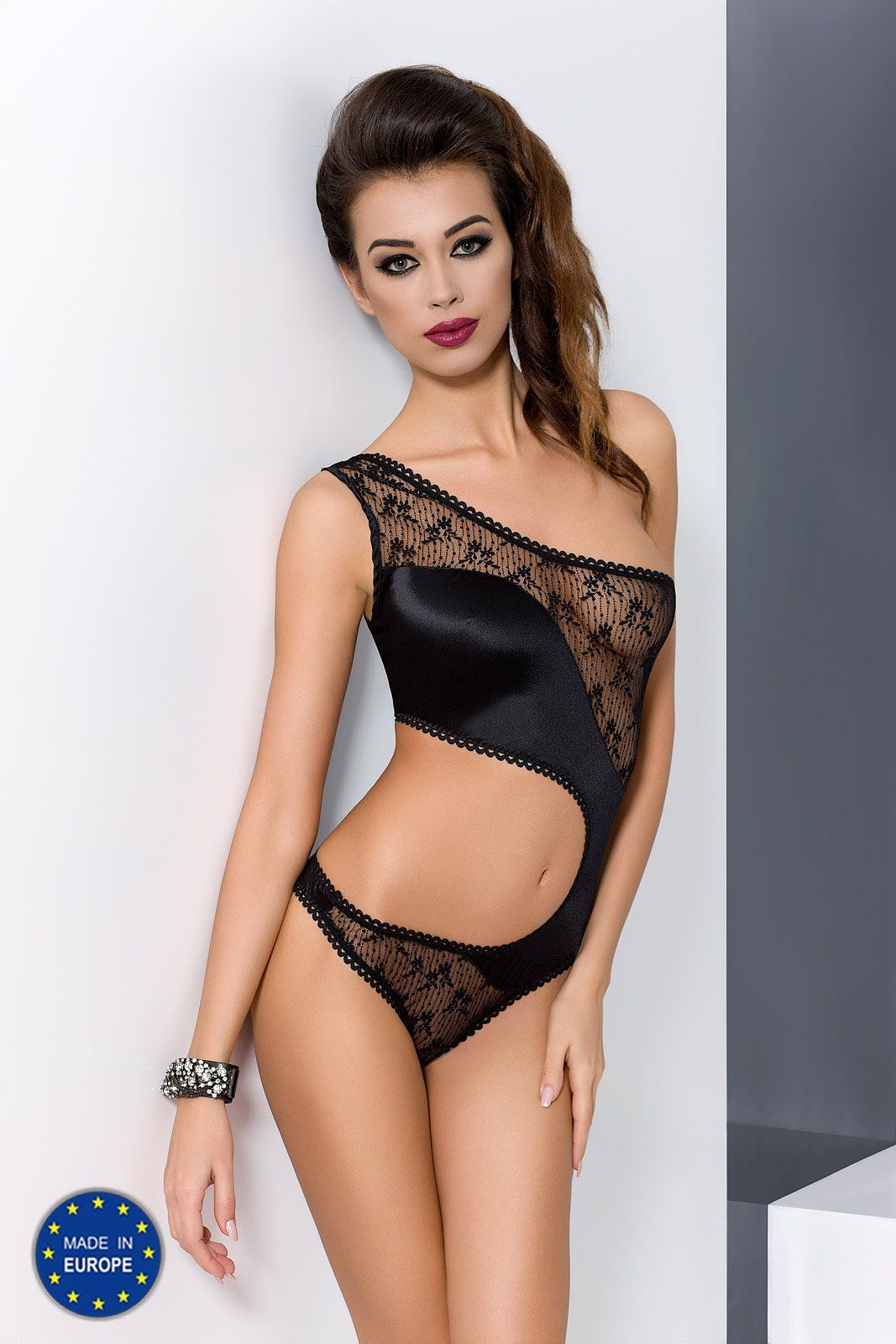 боди petra body black