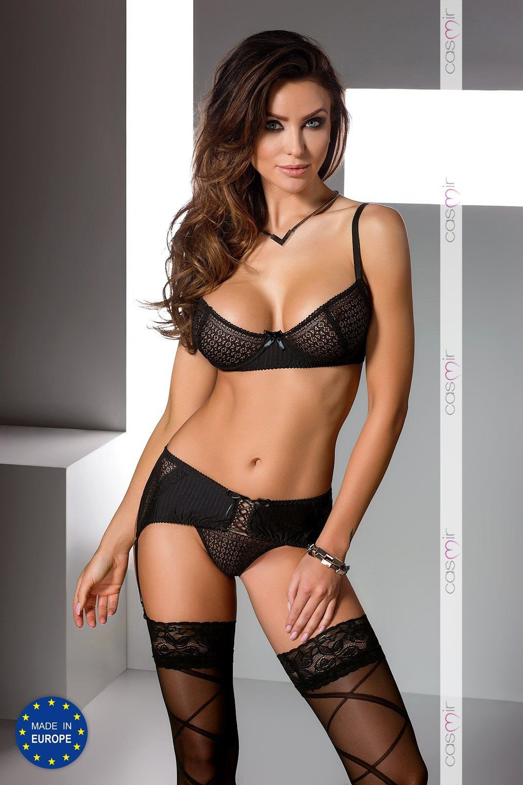 Комплект HARRIET SET black