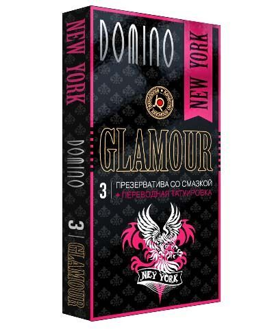 "DOMINO Glamour ""New York"""
