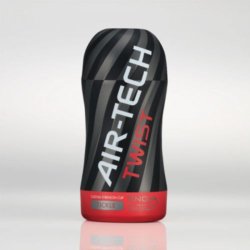 Мастурбатор TENGA Air-Tech Twist Стимулятор Tickle