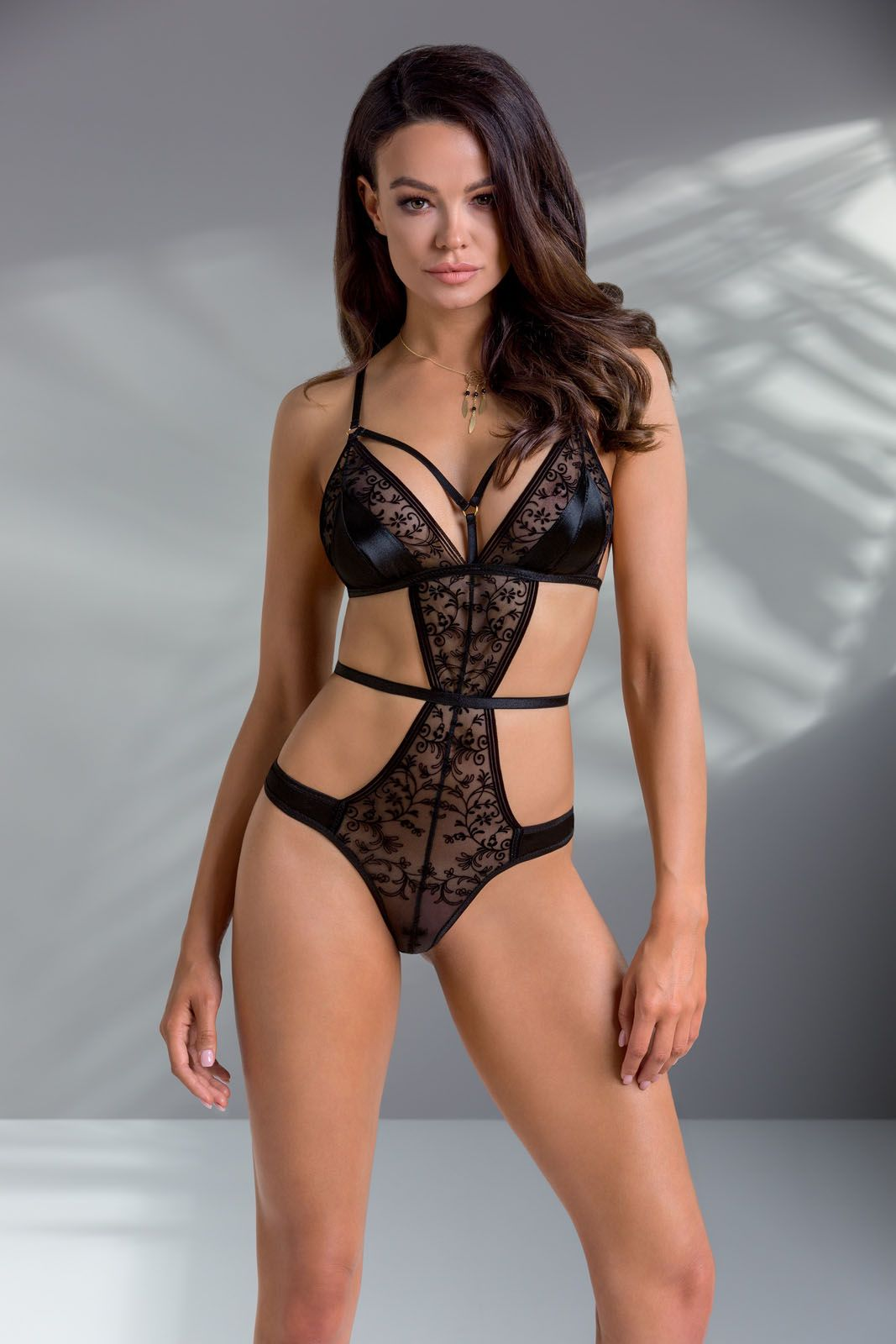 боди aliyah body black