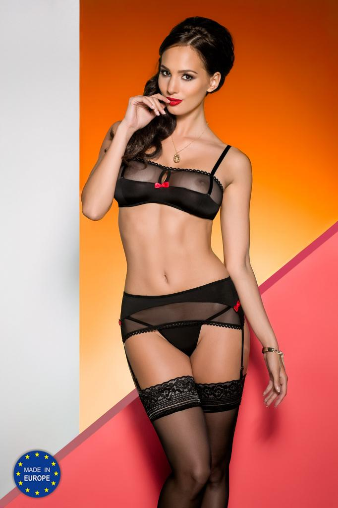 комплект celia set black