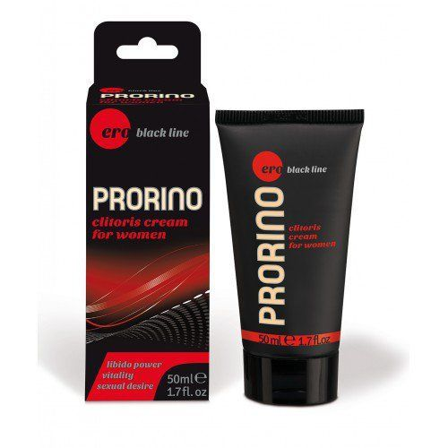 ero prorino clitoris cream for women 50мл возбуждающий