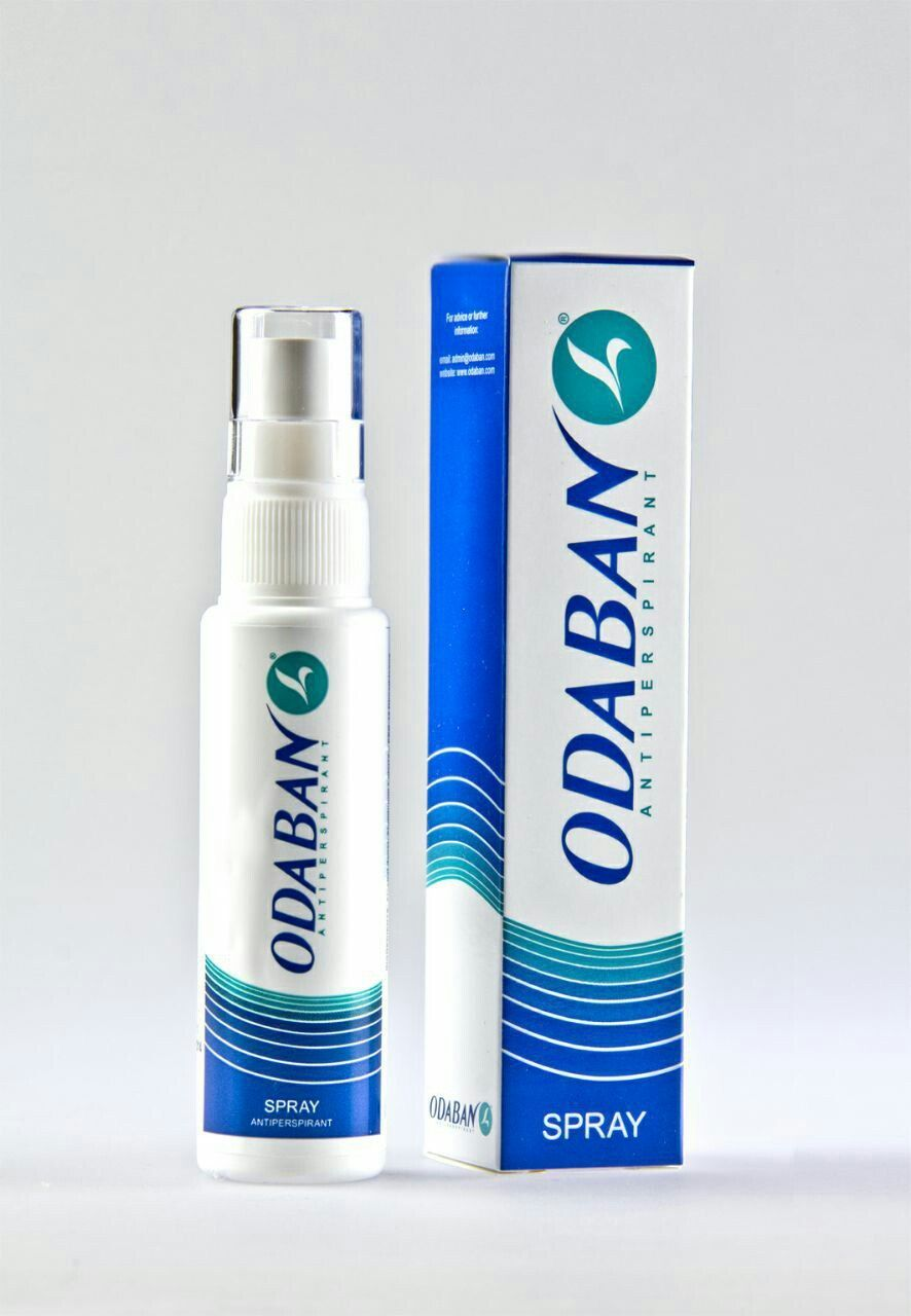 Антиперспирант Odaban spray